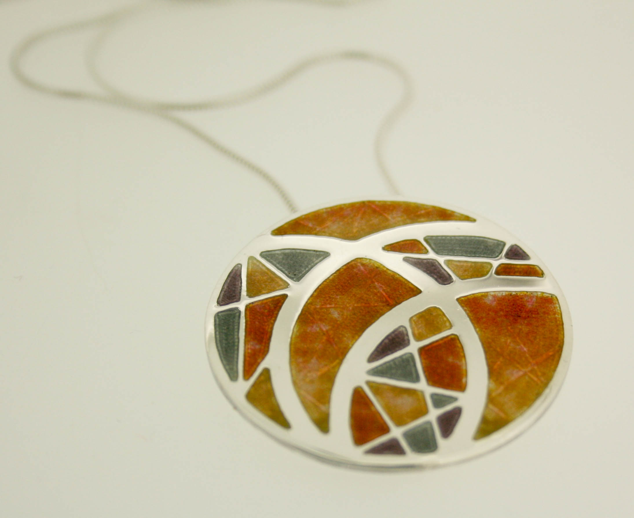 Red Sky at Night Pendant