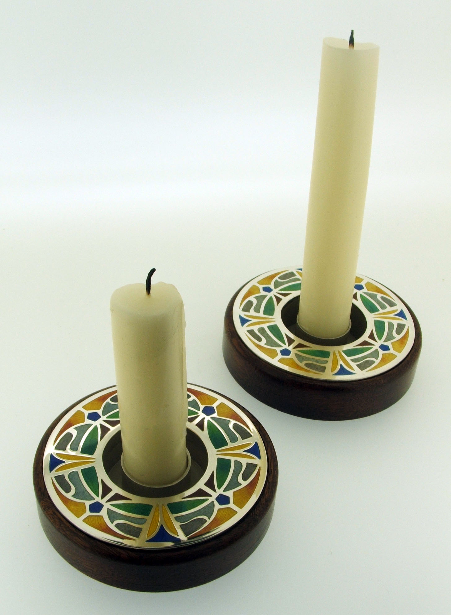Kaleidoscope Candlesticks